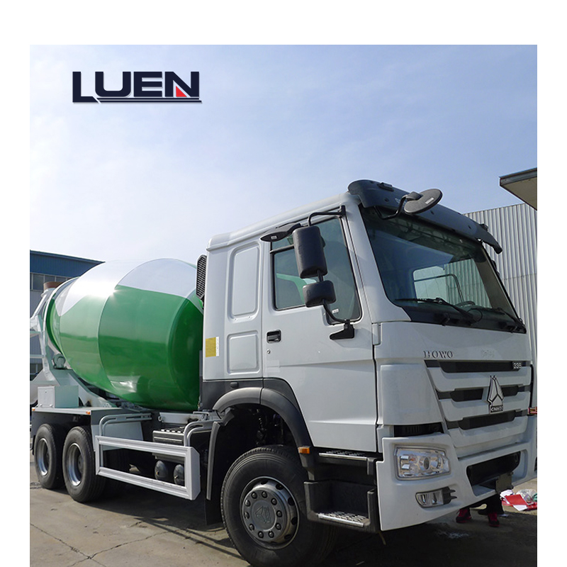 Sinotruk Howo 8x4 15m3 concrete mixer truck with factory price for sale