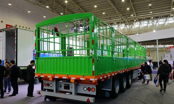 Affected by the price of steel and rubber, the price of trailers began to rise