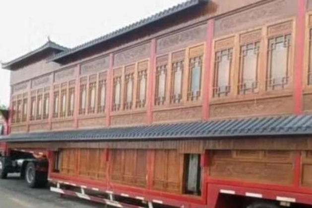 Zhejiang local tyrant spends 8 million to buy a semi-trailer and convert it into a RV