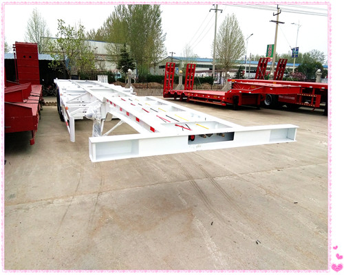 How much do you know about the selection of skeleton semi-trailers