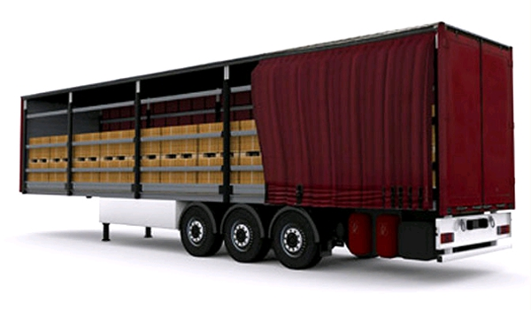 There are hidden safety hazards in containerized side curtain trailers, but they are flooding?