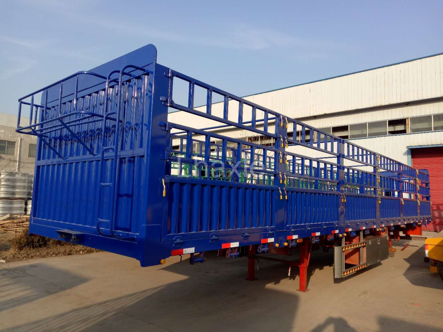 What are the loading rules of container semi-trailers