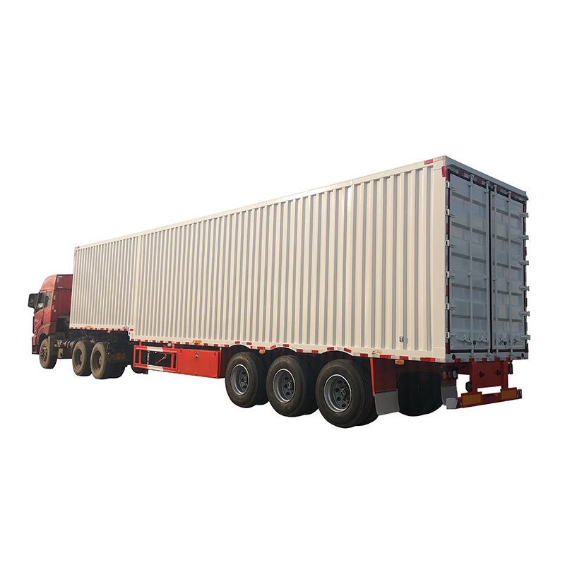How to maintain the engine of container transport semi-trailer